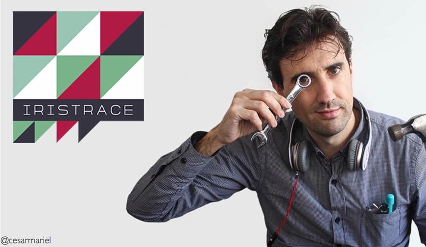 César Mariel (CEO de Iristrace) y profesor de APPCC en el Máster en Dirección de Restaurantes y F&B Hotelero