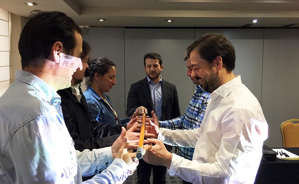 Creando equipos de trabajo con Ramón Dios Gastrouniversia Madrid