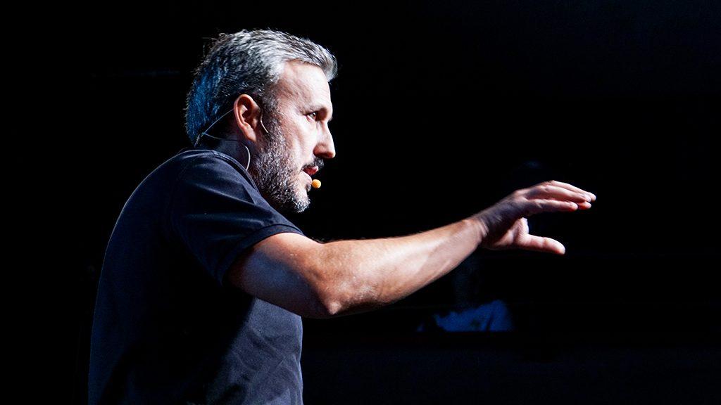 Diego Coquillat en Barra de Ideas Madrid 2017