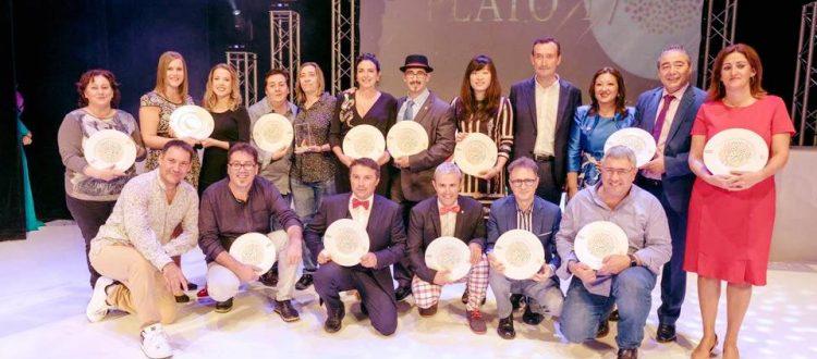 Premiados en los Premios Plato 2017