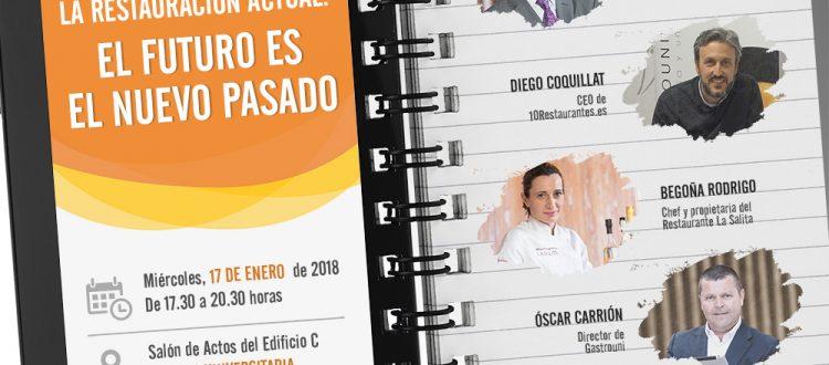Evento Gastrouni en Valencia 2018