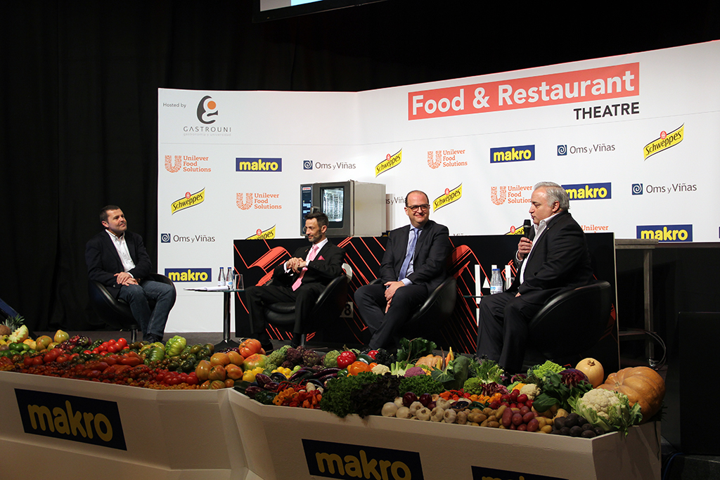 Host Revolution en el espacio Food & Restaurant de Gastrouni en HIP 2018