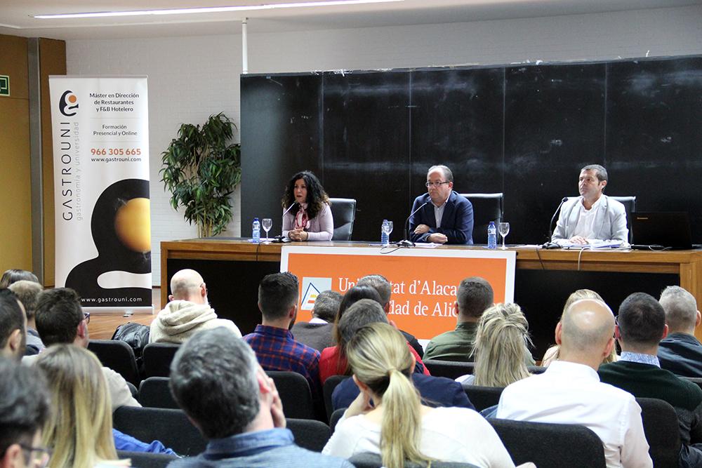 Jornada Gastrouni Alicante 2018