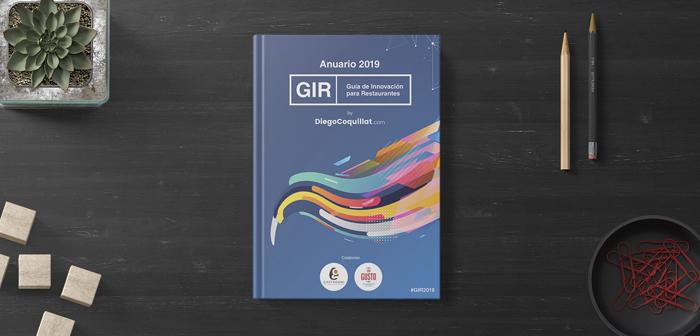 GIR2019, la Guía de Innovación para Restaurantes