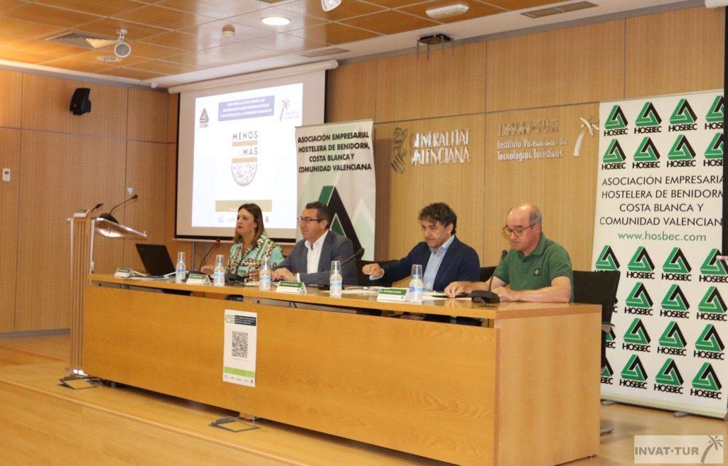 Presentación de la Guía contra el desperdicio alimentario de HOSBEC
