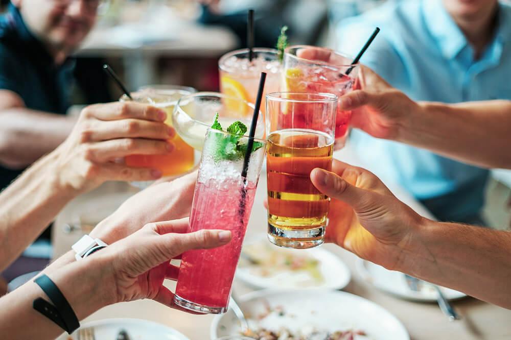 Tipos de invitaciones en restaurantes