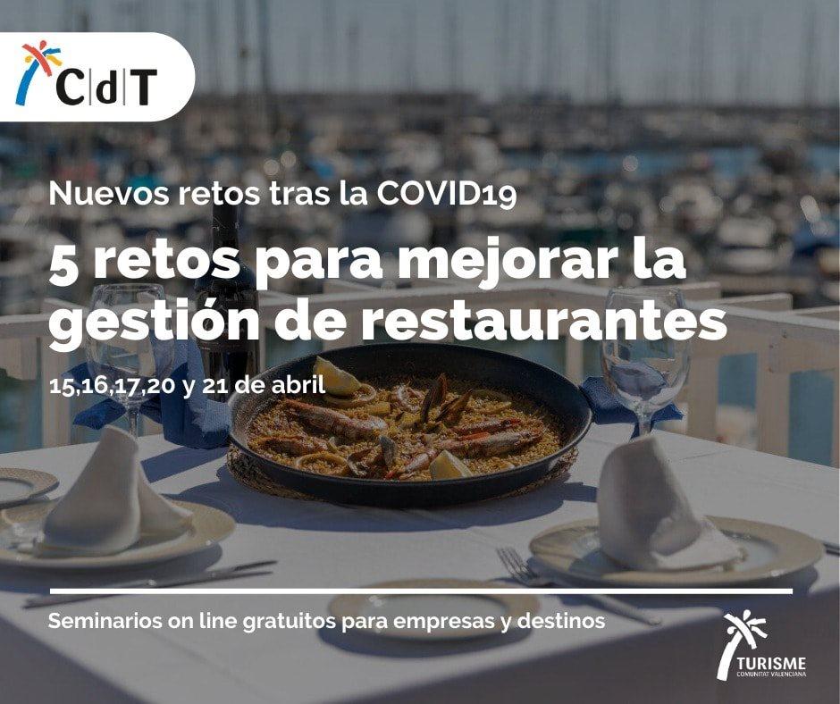 5 retos para mejorar la gestión de restaurantes